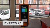 Nový označník ve Vysočanech a bezkontaktní automaty v tramvajích