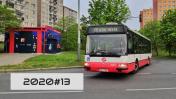 Irisbusům se krátí dny