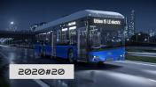 Nový elektrický Solaris a trať na Budějovickou