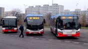 Kvalita vs. stáří autobusů PID