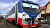 Nové soupravy na lince S34