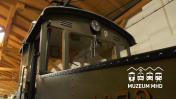 Posunová lokomotiva
