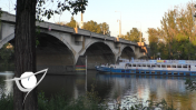 Libeňský most Očima Metrobusu