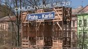 Omlouváme se za Prahu-Karlín