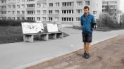 Povrchy autobusových zastávek