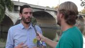 Adam Scheinherr o Libeňském mostě