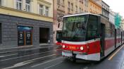 Tramvajové výluky na Plzeňské